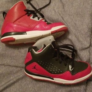 Size 13C Jordan basketball shoes